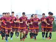 Août : le Vietnam a reculé à la 153e place du classement de la FIFA