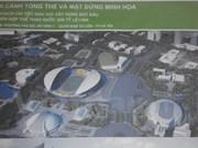 Planification de détail pour le Complexe national des sports de My Dinh