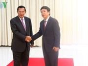 Le PM cambodgien reçoit le directeur général de la VOV