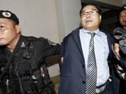 Cambodge : mise en examen du sénateur Hong Sok Hour