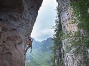 «Pour les Vietnamiens, l'escalade est un loisir, pas un sport»