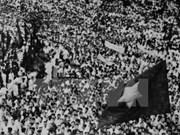 La presse laotienne salue la signification de la Révolution d'Août du Vietnam