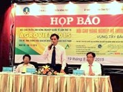 La Foire-exposition Agro Viet 2015 en novembre prochain