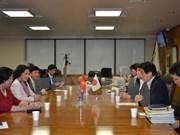 Vietnam et Japon coopèrent dans le développement des ressources humaines