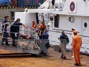 Le navire-hôpital américain USNS Mercy quitte Da Nang