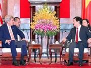 Le secrétaire d'Etat américain félicite des 70 ans de la Fête nationale du Vietnam