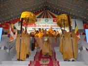 Bouddhisme : promotion de la coopération Vietnam-Laos