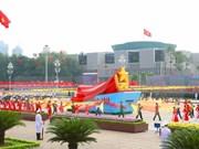 Fête nationale : plusieurs pays félicitent le Vietnam