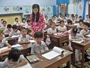UNICEF: publication du rapport d'évaluation des objectifs sur les enfants et les femmes au Vietnam