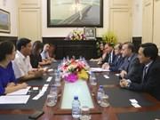 Un investisseur singapourien s'intéresse aux projets portuaires au Vietnam