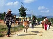 Coopération entre des districts de Quang Nam et de Sékong (Laos)