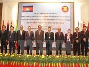 Immigration : ouverture de la réunion DGICM 19 de l'ASEAN