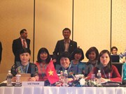 Le Vietnam à la conférence des femmes députées en Malaisie