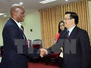 Vietnam-Afrique du Sud : dynamiser les liens entre les deux Partis communistes