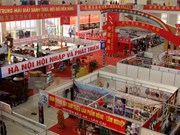 La foire commerciale internationale Vietnam-Chine à Lao Cai en novembre
