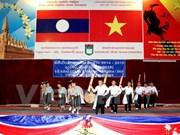 Laos : rentrée scolaire à l'école bilingue Nguyên Du