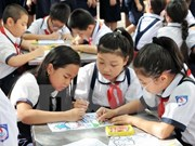 Poursuite de la réforme des programmes scolaires