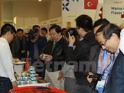 Le Vietnam au Salon de l'alimentation à Moscou