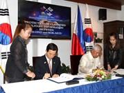 R. de Corée et Philippines coopèrent dans la protection des informations classifiées de défense