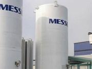 Le groupe allemand Messer investit dans l'industrie propre au Vietnam