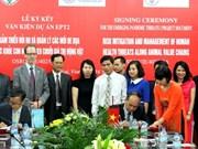 L'USAID aide le Vietnam à assurer la sécurité alimentaire
