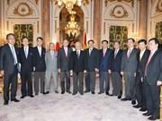 Activités du secrétaire général Nguyen Phu Trong au Japon
