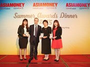 La BIDV distinguée par Asiamoney pour la 3e fois