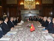 Le Vietnam et le Japon intensifient leurs relations