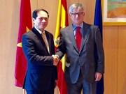 Consultation politique Vietnam-Espagne