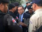 Cambodge : la demande de libération sous caution de Hong Sok Hour rejetée