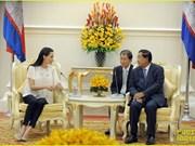 Le PM cambodgien soutient un long-métrage sur les Khmers rouges d'Angelina Jolie