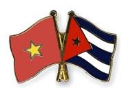 Remise d'ordinateurs à l'Institut cubain d'amitié avec les peuples