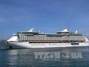 Inauguration du projet de modernisation du port de Chân Mây