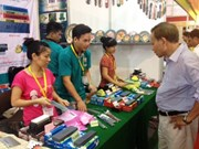 Premier Festival des achats des produits thaïlandais à Da Nang
