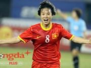 Football féminin : le Vietnam qualifié pour la dernière phase des éliminatoires des JO 2016