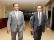 Cambodge : PPC et CNRP discutent de l'amendement de la loi électorale
