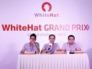 Le Vietnam organisera pour la 1ère fois le concours international de sécurité informatique