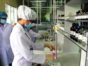 Tay Nguyen : inauguration d'une usine pharmaceutique traditionnelle