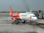 VietJet Air reçoit son nouvel A320 Sharklet