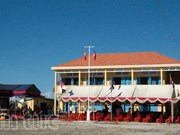 Inauguration de l'école d'amitié Cambodge-Vietnam dans la province de Takeo