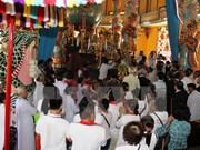 Tay Ninh : la fête Diêu Tri au Saint-Siège du caodaïsme