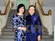 Vietnam - Laos : solidarité entre femmes diplomates