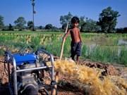 La BAD accordera 60 millions de dollars au Cambodge pour moderniser les systèmes hydrauliques