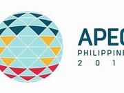 Ouverture du dialogue de l'APEC sur la sécurité vivrière et l'économie bleue