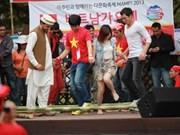 Le Vietnam au Festival Ariang 2015 en République de Corée