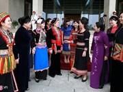 Programme national d'action sur l'égalité des sexes