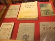 Retrouver Hanoi d'hier à travers les pages des livres