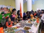 Le Vietnam au 3e Festival de la culture et de la gastronomie asiatiques à Kiev