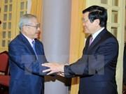 Renforcement de la coopération entre la région japonaise du Kansai et les localités vietnamiennes