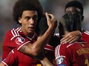 Classement FIFA : la Belgique prend le pouvoir, le Vietnam progresse